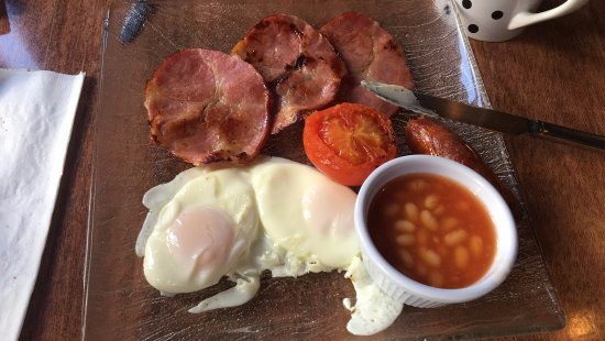 Mirabelle Restaurant: Colazione inglese