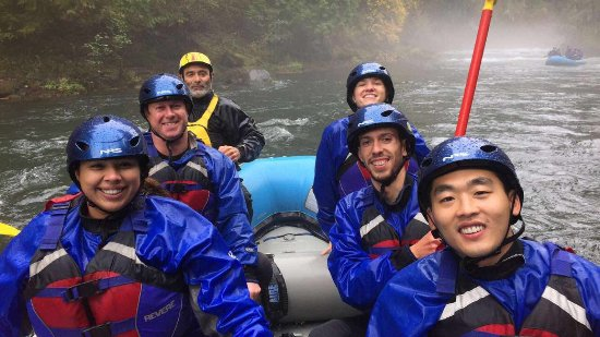 White Salmon, WA: River Drifters