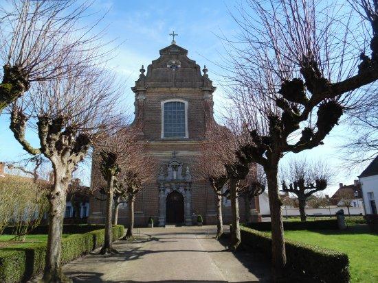 Hoogstraten, Bélgica: Church