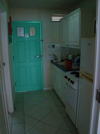 Worthing, Barbados: Kitchen