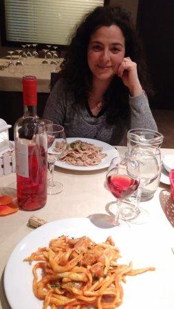 Taverna, Italia: un assaggio del meraviglioso menu