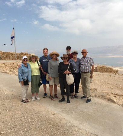 Rent a Guide Israel Tours: Our Traveling group from different states in USA.