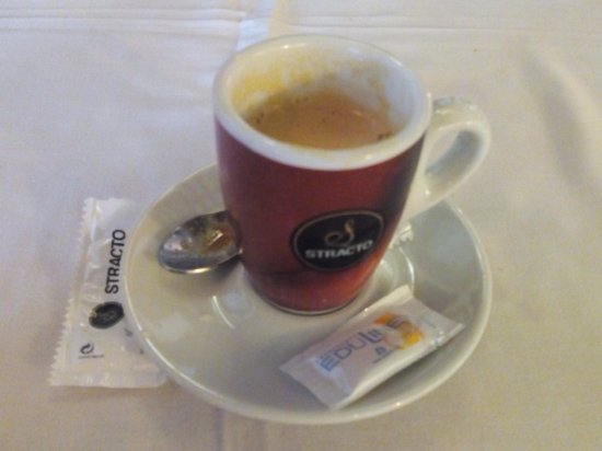 Restaurante Los Santanderinos: Café