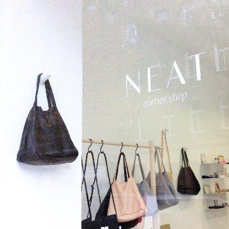 Neat Corner Shop