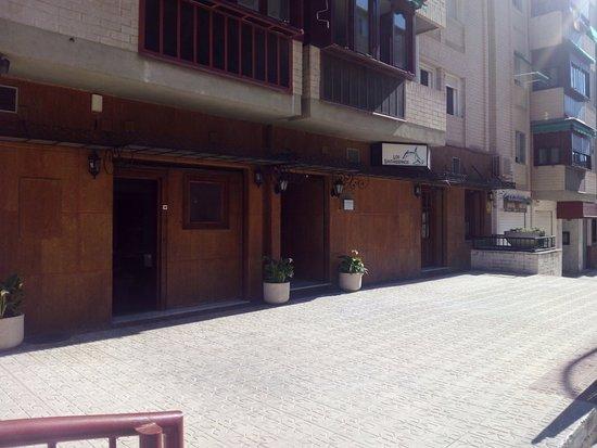 Restaurante Los Santanderinos: Exterior
