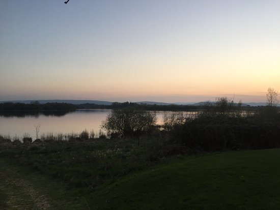 Lisnaskea, UK: Vue sur le lac