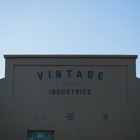 Vintage Industries: 97 King Street, New Plymouth, New Zealand