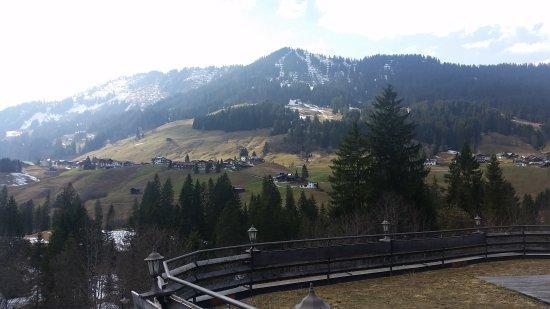 IFA Alpenhof Wildental Hotel: Umgebung und Blick von der Hotelterrasse