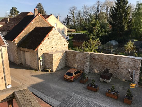 Chille, France : Hotel Parenthese