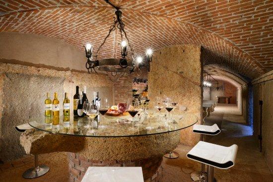 Tenuta Le Cave: Cantina/Wine Shop