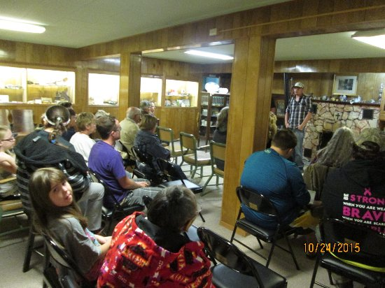 ริเวอร์ตัน, ไวโอมิง: Discovery Speakers Series Program