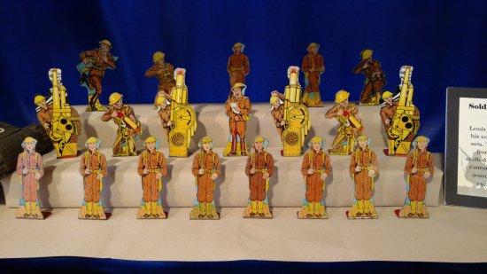 ริเวอร์ตัน, ไวโอมิง: Toy Soldiers