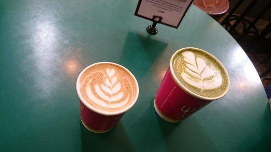 Fallon & Byrne: Caffetteria