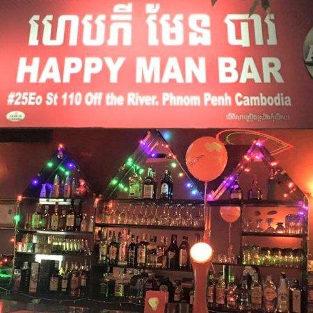 Happy Man Bar