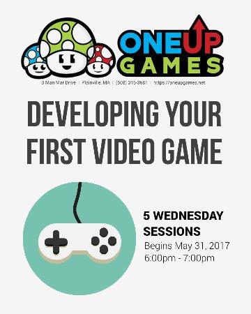 Plainville, ماساتشوستس: Develop a Video Game Class