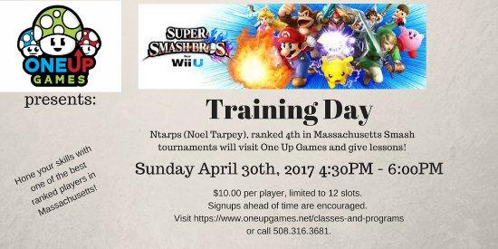 Plainville, ماساتشوستس: Super Smash Brothers Training Day!