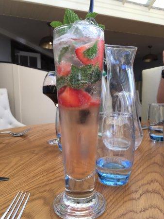 Great Dunmow, UK: Mocktail!