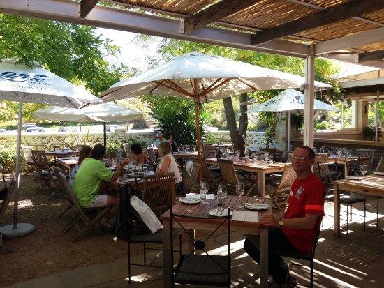 Constantia, Sudáfrica: Restaurante