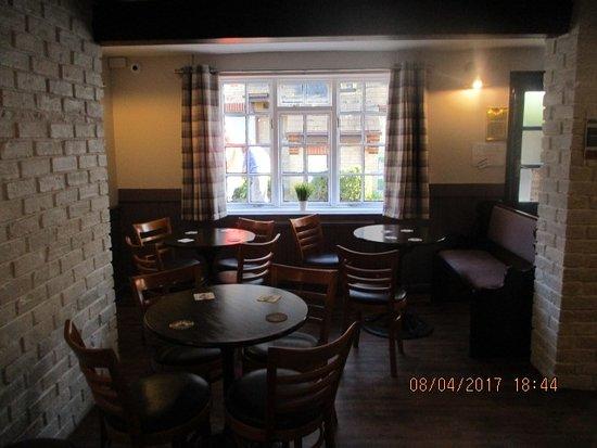 St. Neots, UK: Inside of Ale Taster
