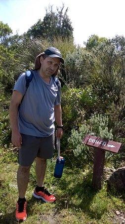 Itatiaia, RJ: Começo da trilha...