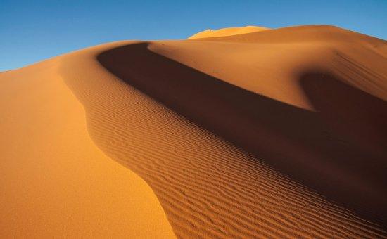 Algerie: dunes