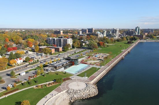 Spencer Smith Park