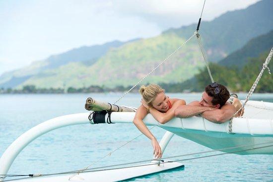 Moorea, French Polynesia: Take your time