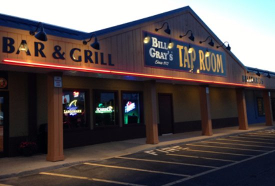 Brockport, NY: BAR & GRILL!