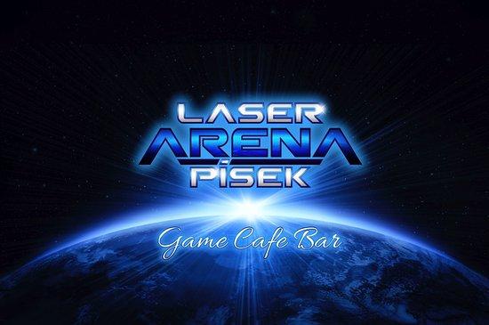 Laser arena Pisek