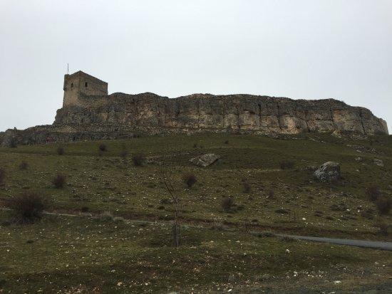 Castillo de Atienza.