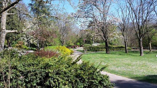 Parc des Carrieres Bacquin