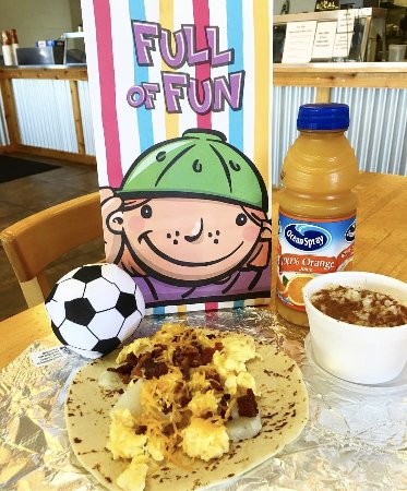 Los Lunas, NM: Family Friendly Kids Meals!