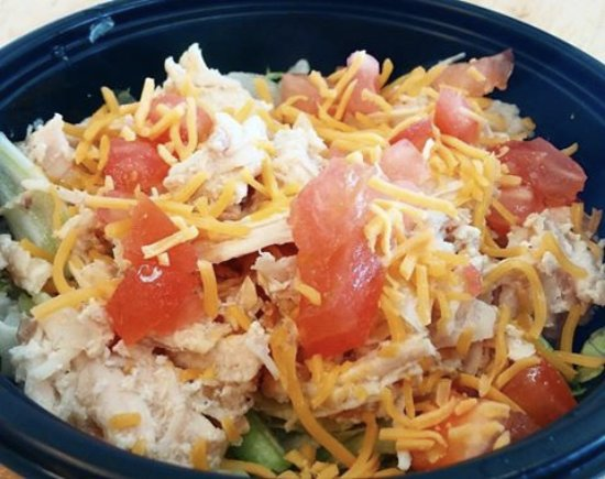 Los Lunas, NM: Burritos Bowls make for a healthier alternative to the traditional handheld burrito!