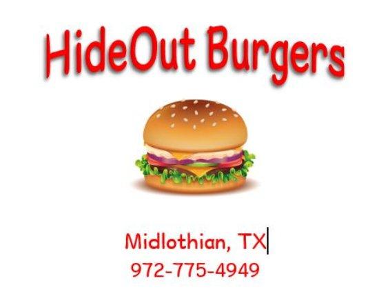 HideOut Burgers - Midlothian