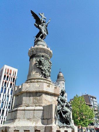 Plaza Espana : Centro