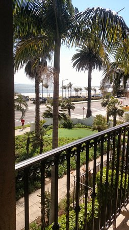 Hyatt Centric Santa Barbara: Amazing view from the room
