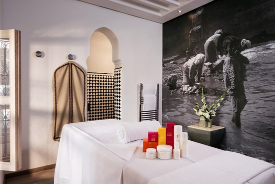 Riad Farnatchi: Farnatchi Spa - Massage Room