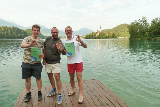 Sencur, Eslovenia: we offer different diving courses