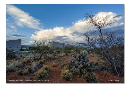 Green Valley, AZ: CPAC Performance & Art Center