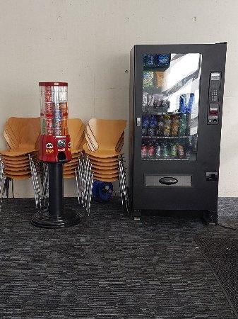 IMI Residence Dublin: Zusätzliche Automaten für Snacks und Getränke