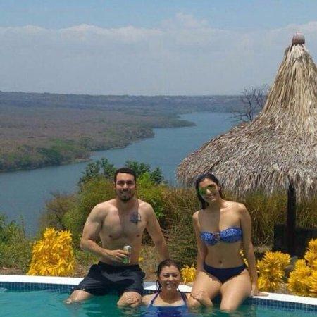 Masatepe, Nicaragua: La vista es verdaderamente increíble!