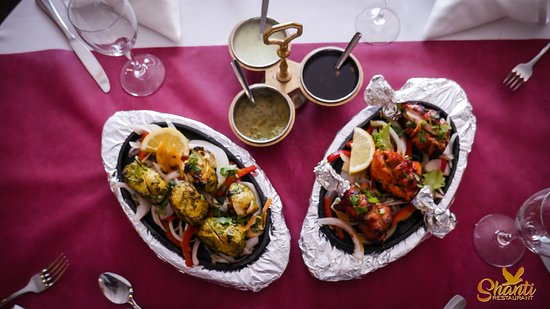 imagen Restaurant Indian Shanti en Barcelona