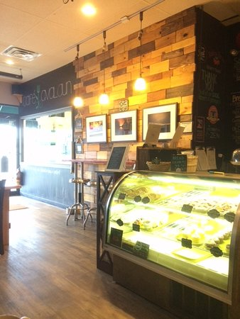 Warrensville Heights, OH: Their bakery offers a number of gluten free and soy free treats.