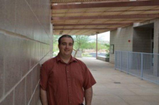 Green Valley, AZ: Executive Director Chris Ashcraft