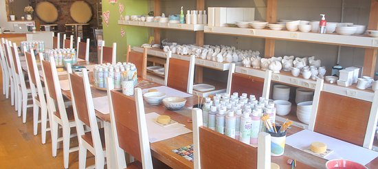 Anecdotes Pottery Studio