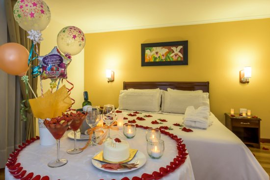 San Pablo Hotel: Plan Cumpleaños