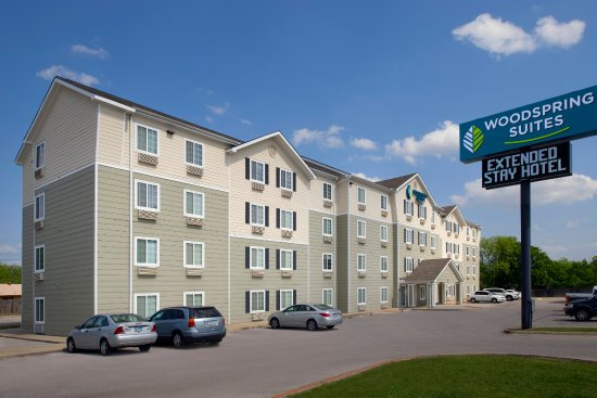 WoodSpring Suites Killeen
