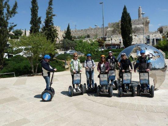 Smart Tour Israel: Прекрасный день в Иерусалиме вместе с Smart Tours