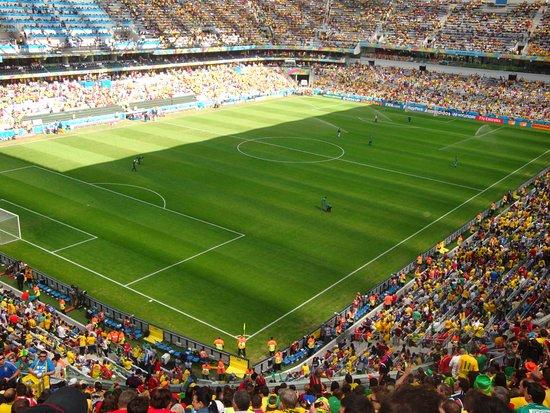 Arena Da Baixada Jogo Da Copa Do Mundo