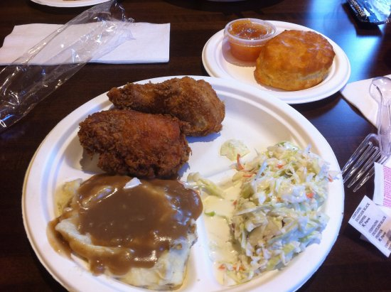The Best Fried Chicken Ever Review Of Mama S Chicken